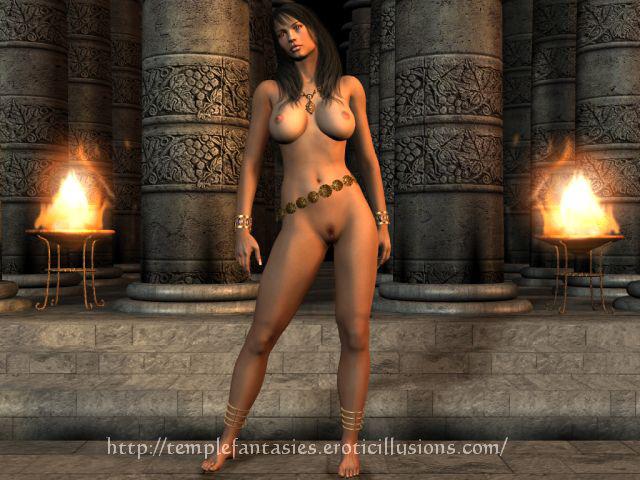 Nude Temple 45